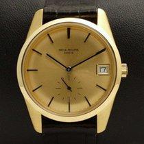 Patek Philippe Ref. 3558 Self-Winding, 18K Yellow Gold, made...
