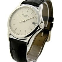 Patek Philippe 5127G 5127G Calatrava in White Gold - Ref 5127...