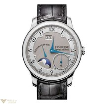 F.P.Journe Octa Divine Platinum Leather Men`s Watch