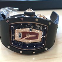 Richard Mille [NEW] RM 037 Ladies Automatic Black Ceramic with...