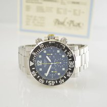 Paul Picot plongeur C-Type Limited Edition 500 pieces Ref. 4116