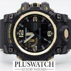 Casio G-Shock Mudmaster GWG-1000GB-1AER Black and Gold G