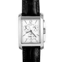 Baume & Mercier Hampton Mens Stainless Steel Quartz...