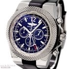 Breitling BENTLEY GMT Ref-A47362 Stainless Steel Box Papers...