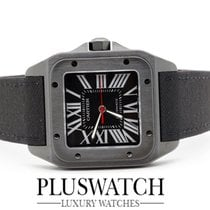 Cartier SANTOS 100 CARBON  WSSA0006 NEW
