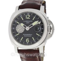 Panerai Luminor Marina GMT Automatic OP 6633 PAM 88 Watch