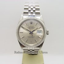 Rolex Oyster Date 34mm Stahl