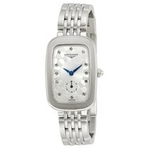 Longines Equestrian Boucle Silver Dial Ladies