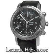 Hermès Mint Men   Paris Clipper CP1.910 Chronometre Date Steel