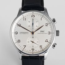 """IWC Portuguese Chronograph """"Box & Papers"""""""