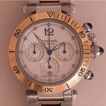 Cartier Pasha 38mm Chronograph