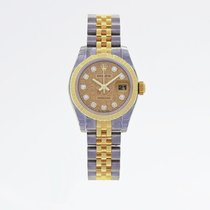 Rolex 179173-63133 J CHAMPAGNE Oyster Perpetual Lady Datejust...