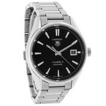 TAG Heuer Carrera Black Dial Swiss Automatic Mens Watch...