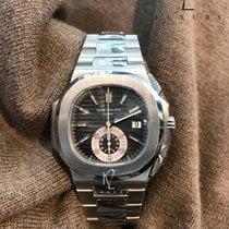 Patek Philippe Nautilus Chronograph Full Steel 5980/1A