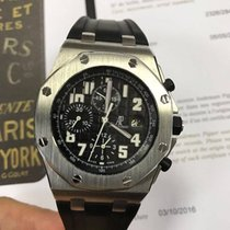Audemars Piguet Royal Oak Offshore Chrono Black Themes 26020ST