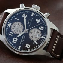 "IWC Portuguese 7-Day ""Ardoise"" Grey Dial - White Gold"