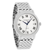 Raymond Weil Maestro Mens Silver Swiss Automatic Watch...