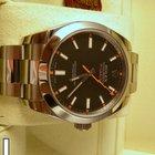 Rolex MILGAUSS BLACK