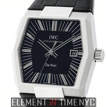 IWC Da Vinci Collection Vintage Da Vinci Stainless Steel 41mm...