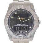 Breitling E79362 Titanium Aerospace Avantage Quartz Watch