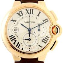 Cartier- Ballon Bleu XL Chronograph, Ref. W6920074