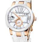 Ulysse Nardin Executive Dual Time Lady's in Rose Gold with...