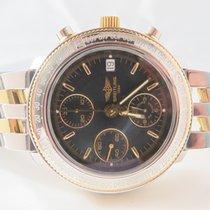 Breitling Astromat Chronograph Steel Gold