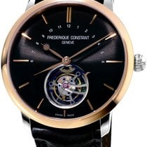 Frederique Constant Limited Edition Tourbillion Watch FC-980G4SZ9
