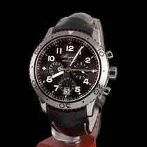 Breguet type XXI steel chronograph