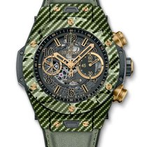 Hublot : 45mm Big Bang Unico Italia Independent Green Camo...