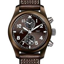 IWC Schaffhausen IW388004 Pilot's Watch Chronograph Edition...