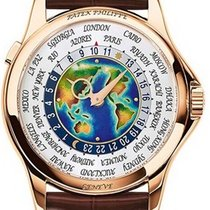 Patek Philippe Complications World Time Rose Gold ref. 5131R