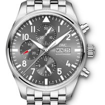 IWC PILOT'S WATCH CHRONO