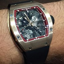 Richard Mille RM023 Rose Gold