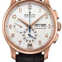 Zenith El Primero Windsor Annual Calendar 42mm Rose Gold Watch