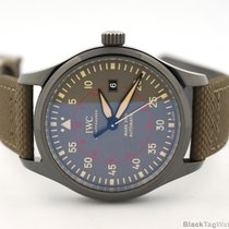 IWC Pilot Top Gun Automatic Anthracite Dial IW324702