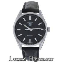 TAG Heuer Mint Authentic Men  Carrera WV211B-2 Steel Date