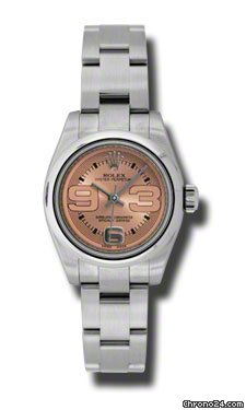 Rolex Oyster Perpetual No-Date Lady