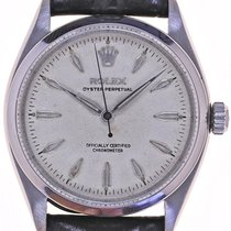 Rolex Mans Automatic Wristwatch Oyster Perpetual Chronometer...