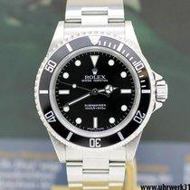 Rolex Submariner NO DATE Stahl Autom. Ref:14060M von 2005-2006
