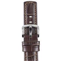 Hirsch Uhrenarmband Grand Duke braun XL 02528210-2-24 24mm
