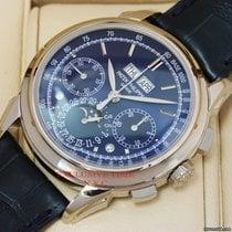 百達翡麗 (Patek Philippe) White Gold Grand Complications Blue Dial...