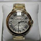 Cartier Ballon Bleu Large Size 18K Yellow Gold Watch