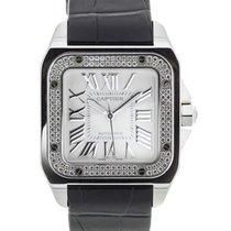 Cartier Santos 100 Diamonds