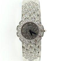 Patek Philippe White gold Ladies watch with Diamonds