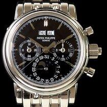 Patek Philippe 5004g Split Seconds Chronograph Perpetual...