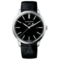 JeanRichard Men's 1681 Ronde Central Second Watch