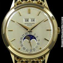 Patek 3448/4 Automatic Perpetual Calendar 18k W/ Original...