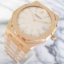 Audemars Piguet Royal Oak Jumbo Rosegold