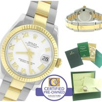 Rolex DateJust Mid-Size 31mm 178273 Two-Tone Stainless Oyster